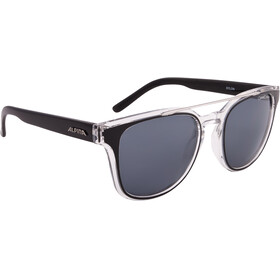 Alpina Sylon Glasses black-transparent